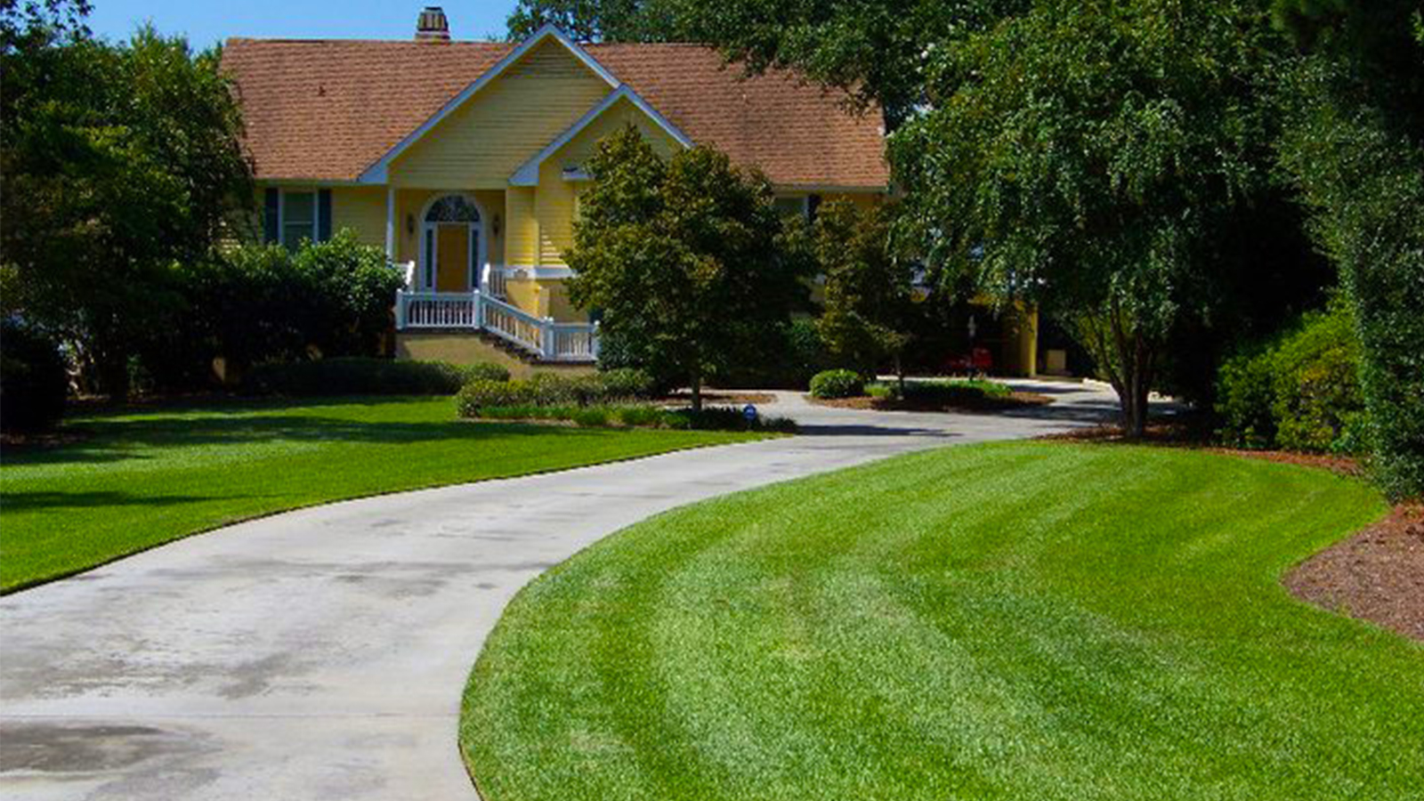 Lawn Maintenance Services in South Carolina 2