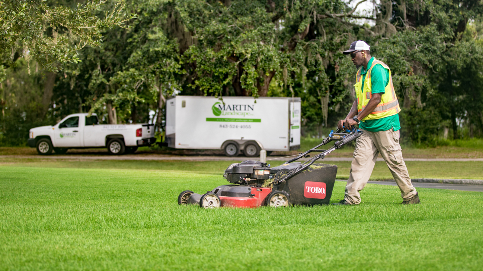 Lawn Maintenance Services in South Carolina 6