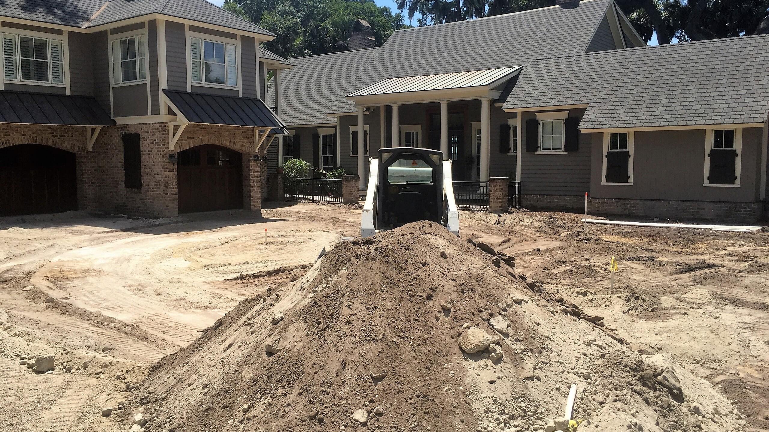 Landscape Construction Services in Beaufort SC