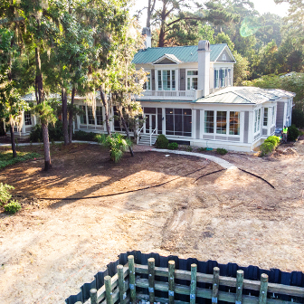 Landscape Construction Services in Beaufort SC